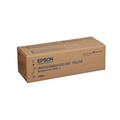 Epson S051224 Yellow Photoconductor Unit C13S051224