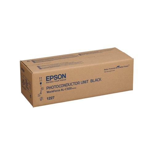 Epson S051227 Black Photoconductor Unit C13S051227