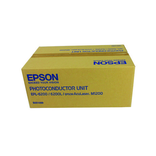 EPSON PHOTOCONDUCTOR UNIT EPL-6200L