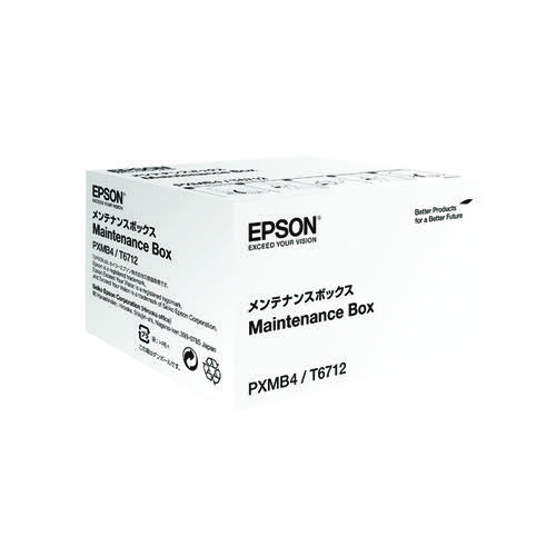 Epson C13T671200 T6712 Maintenance Box 75K