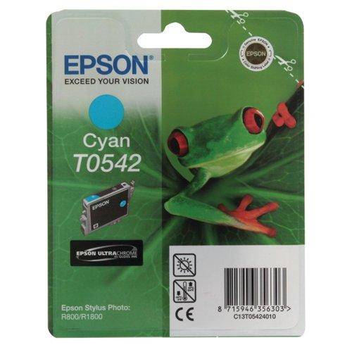 Epson C13T05424010 T0542 Cyan Ink 13ml