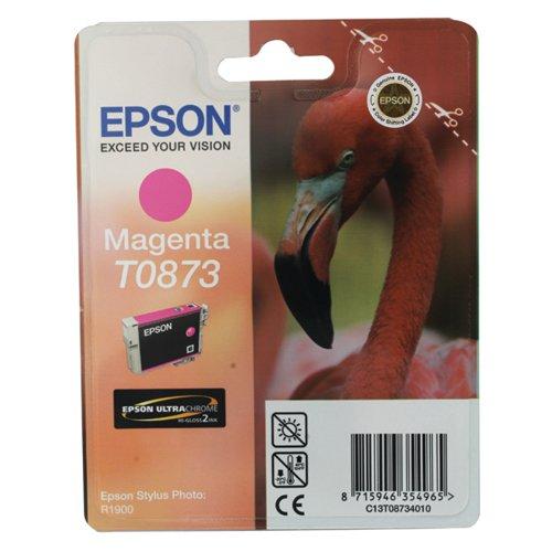 Epson C13T08734010 T0873 Magenta Ink 11ml