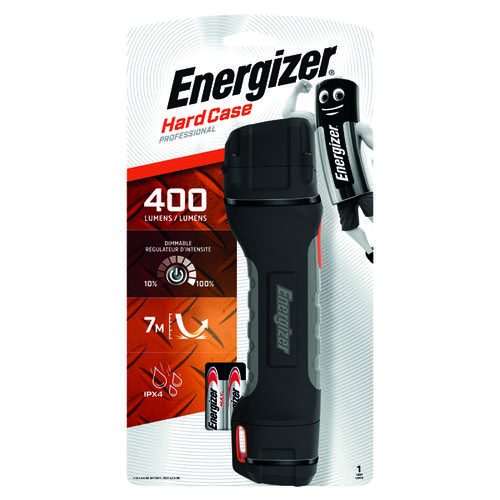 Energizer Hardcase Pro 4xAA Torch Plus Batteries 630060