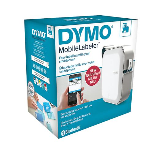 Dymo Mobile Labeller White (Bluetooth Connection) 1978247