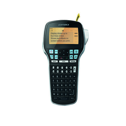 Dymo 420P LabelManager Label Printer ABC (Suitable for 6mm, 9mm, 12mm and 19mm labels) S0915490