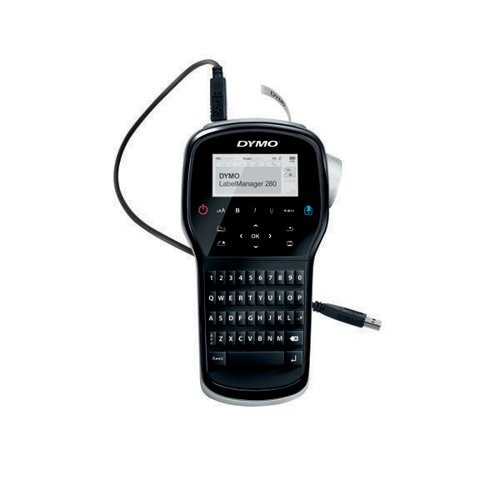 Dymo Label Manager 280 (Includes rechargeable battery pack) S0968960