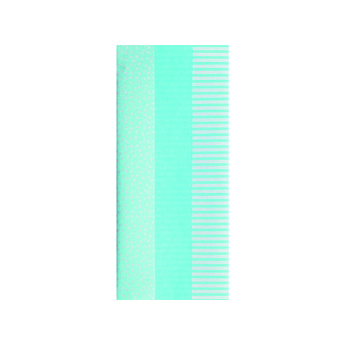 Blue Baby Tissue Paper (Pack of 12) 26760-LB