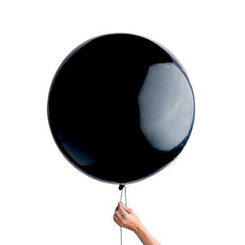 Black Gender Reveal Balloon (Pack of 6) 23034-GR