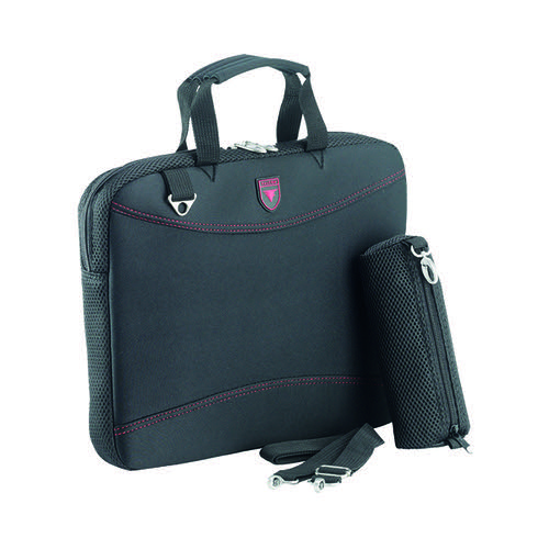 Falcon Neoprene Laptop Sleeve 16 inch Black (Dimensions: W355 x D45 x H285mm) 2598