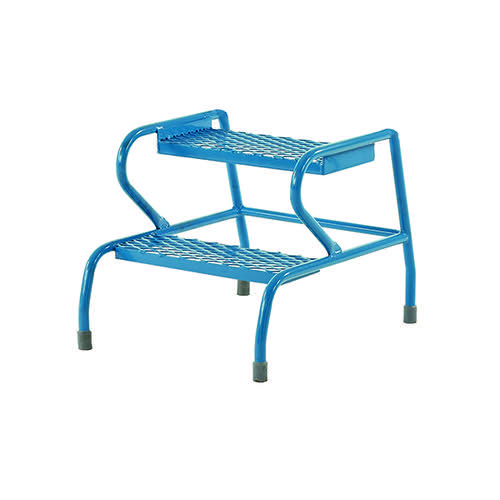 Fort Stable Steps 2 Step No Handrail Painted GS3002M