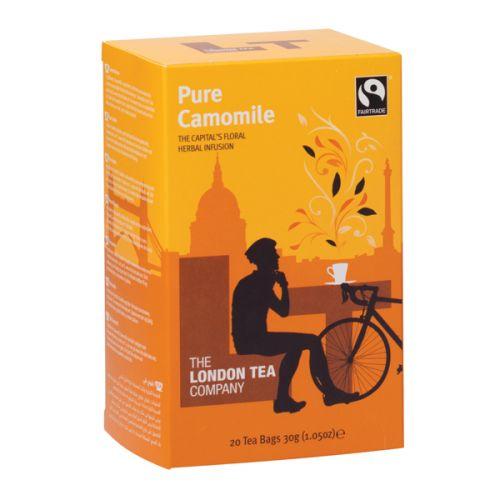 London Tea Camomile Tea (Pack of 20) FLT0001