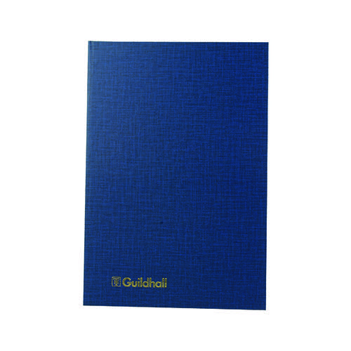 Guildhall Account Book 80 Pages 7 Cash Columns 31/7 1019
