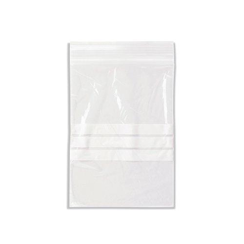 Write-on Minigrip Bag 100x140mm GA-125