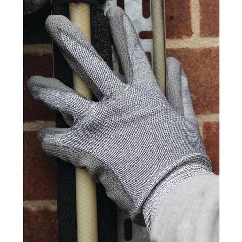 Polyco Polyurethane Coated C3 Cut Resistant Gloves Size 8 9891