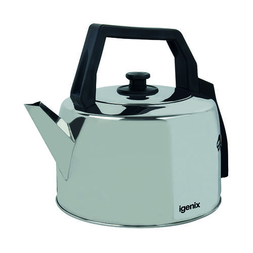 Igenix Steel Corded Catering Kettle 3.5 Litre IG4350