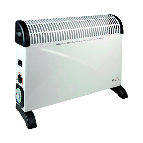 Image for Convector Heater 2kW Timer Control HC2TIM