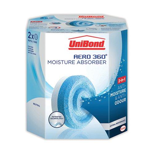 Unibond Aero 360 Pure Refill (Pack of 2) 2633442
