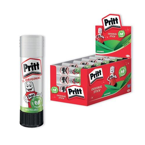 Pritt Stick Glue Stick 22g (Pack of 24) 261384