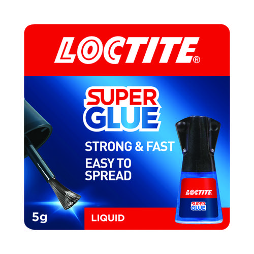 Loctite Super Glue Brush On 5g 577091