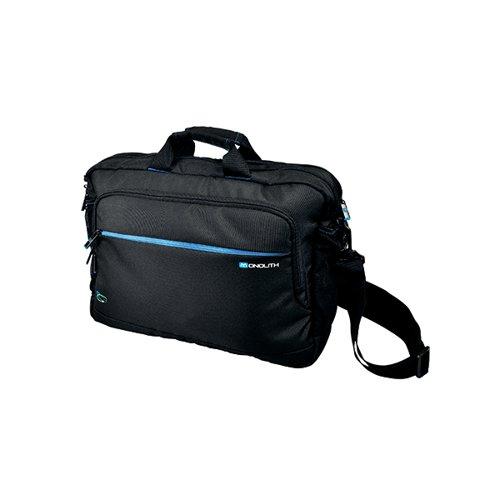 Monolith Blue Line 15.6 Inch Laptop Hybrid Briefcase/Backpack 3313