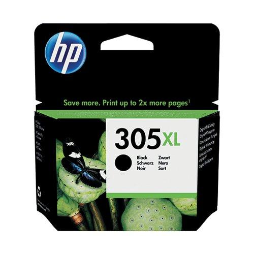 HP 3YM62AE 305XL HIGH BLACK INK CART
