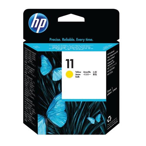 HP 11 Yellow Printhead Cartridge C4813A