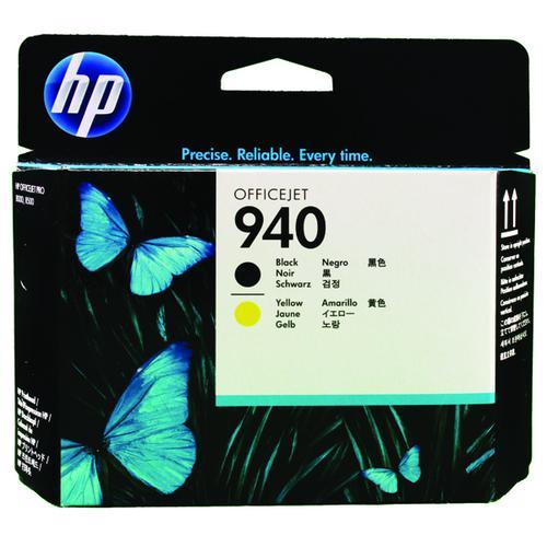 HP 940 Black /Yellow Officejet Printhead C4900A