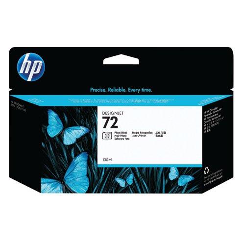 HP C9370A 72 Photo Black Ink 130ml