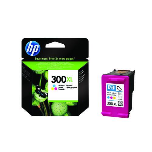 HP CC644EE 300XL Tricolour Ink 11ml