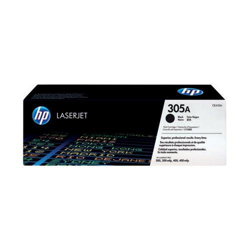 HP 305A Black Laserjet Toner Cartridge CE410A