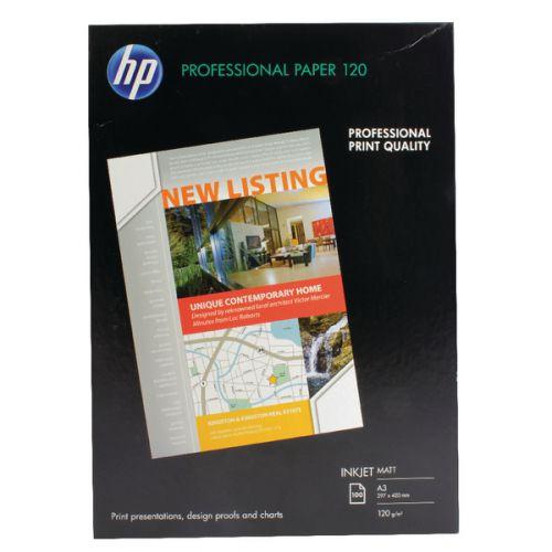 HP PRO MATTE A3 INKJET PAPER Q6594A