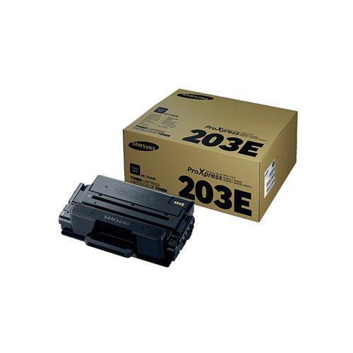Samsung MLT-D203E Black Extra High Yield Cartridge SU885A