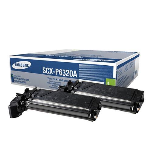 Samsung MLT-P1052A Black Standard Yield Toner Cartridges (Pack of 2) SV496A