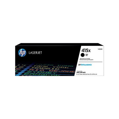 HP W2030X 415X Black Toner 7.5K