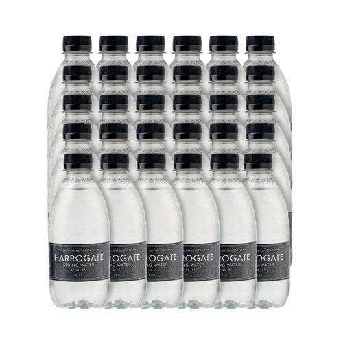 Harrogate Still Spring Water 330ml Plastic Bottle (Pack of 30) P330301S