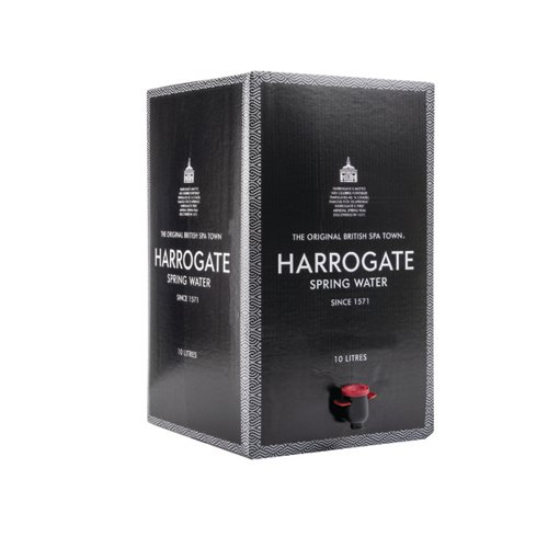 Harrogate Still Spring Water 10L Bag/Box