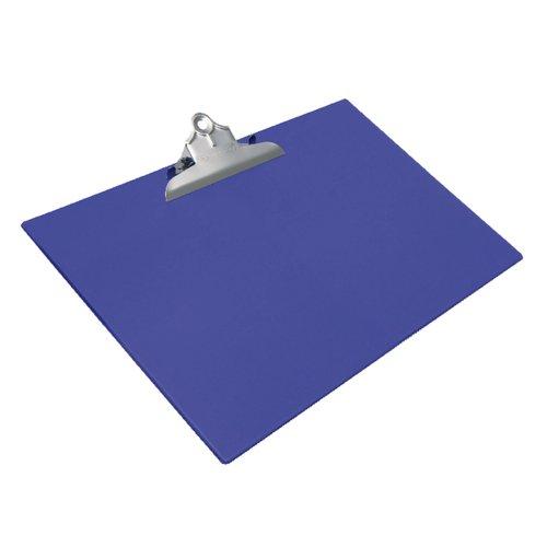Rapesco Hardboard Clipboard A3 Blue