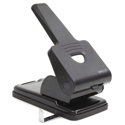 Rapesco 865-P H/Duty 2-Hole Perforator