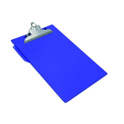 Rapesco Heavy Duty Clipboard Foolscap Blue CD1000L2