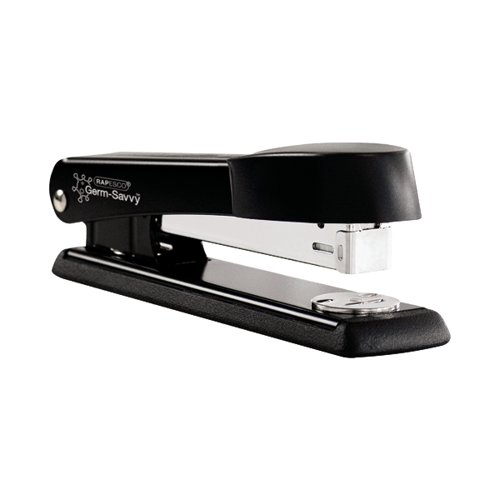 Rapesco Marlin Full Strip Stapler Capacity 25 Sheets Black R54500B2