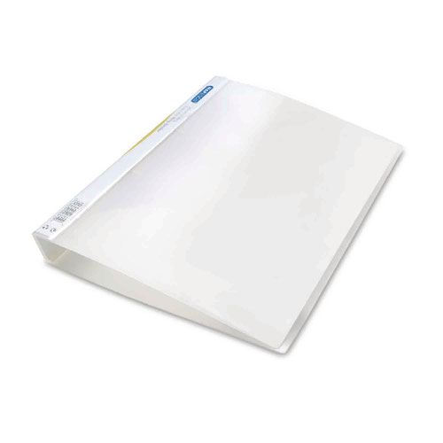 Rapesco Executive Presentation Binder 4D Ring 25mm A4 Clear 0803