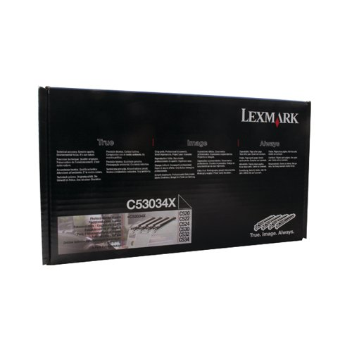 LEXMARK C53X PHOTOCONDUCTOR UNIT PK4