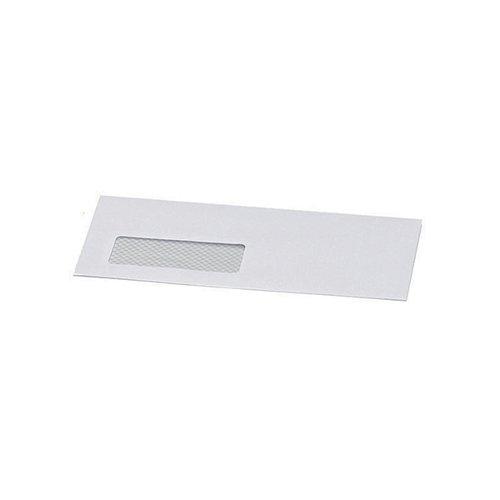 POSTMASTER WHITE DL GUMMED WDW ENV PK500