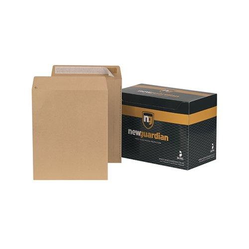 New Guardian Envelopes Hvyweight Pocket P&S Manilla C3 PK125