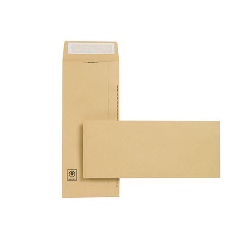 N/GDN MANILLA ENVELOPE 305X127MM PK250