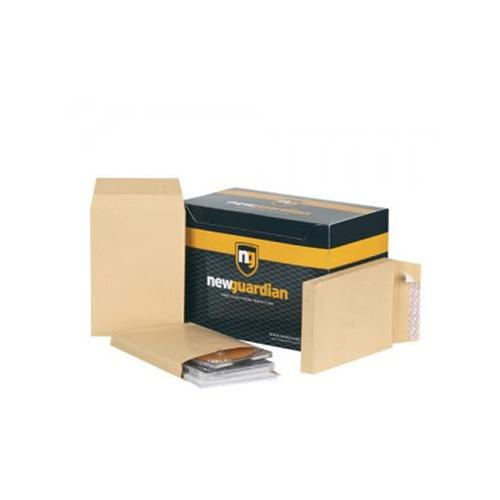 New Guardian Armour Envelope 330x260x50mm Manilla (Pack of 100) J28203