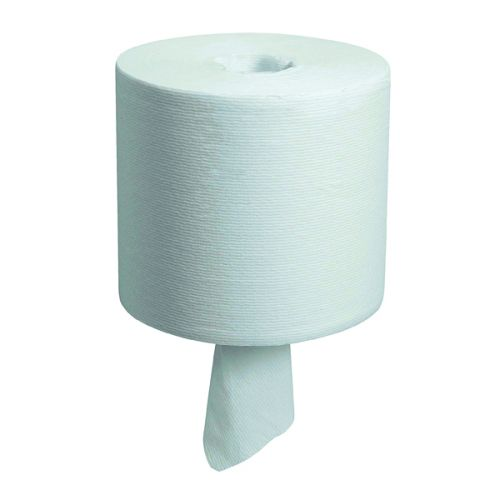 Wypall Wipers Wht Centrefeed Roll Pk6