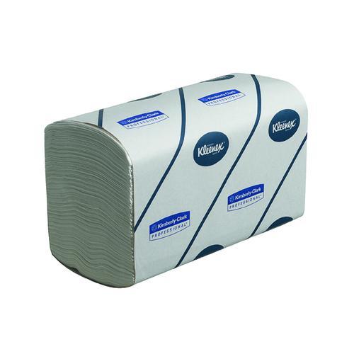 Kleenex 3-Ply Wht Ultra Hand Towel Pk30