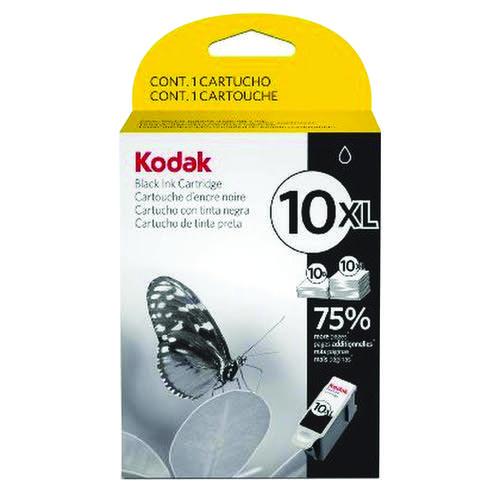 Kodak 10XL Black Inkjet Cartridge High Yield 3949922
