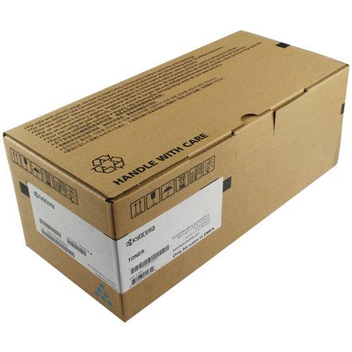 Kyocera 1T02R7CNL0 TK5240C Cyan Toner 3K